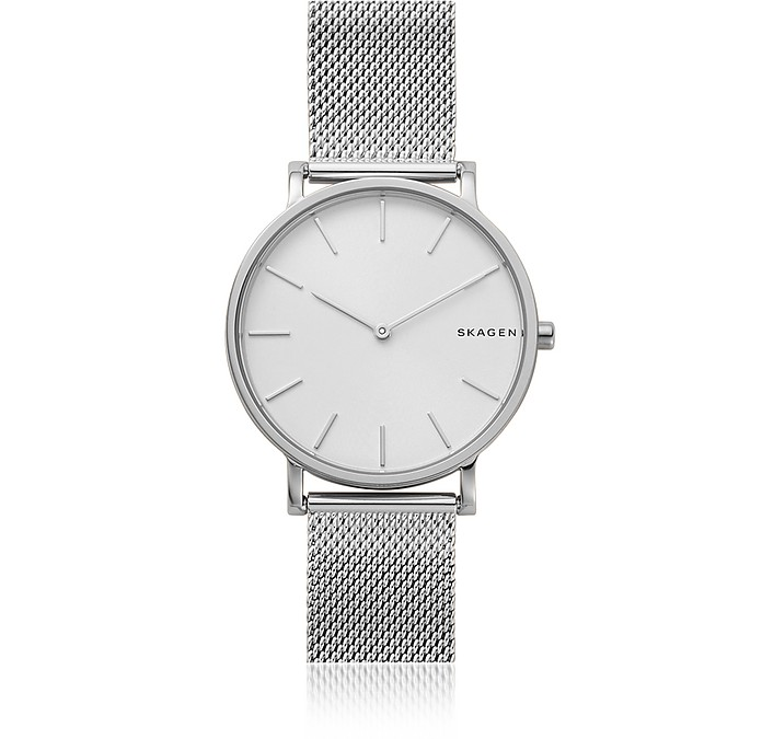 Hagen Slim Steel-Mesh Watch - Skagen