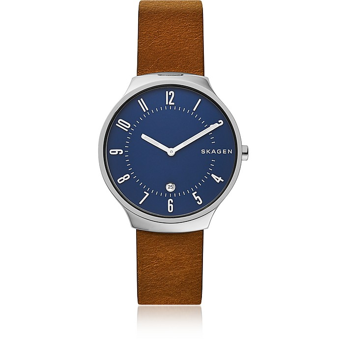 SKW6457 Grenen slim Men's Watch - Skagen