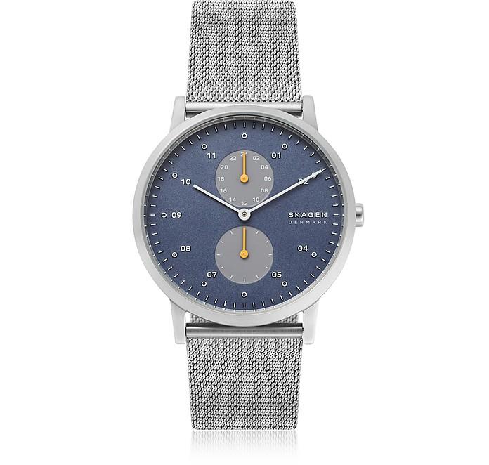 Kristoffer Steel Mesh Watch - Skagen