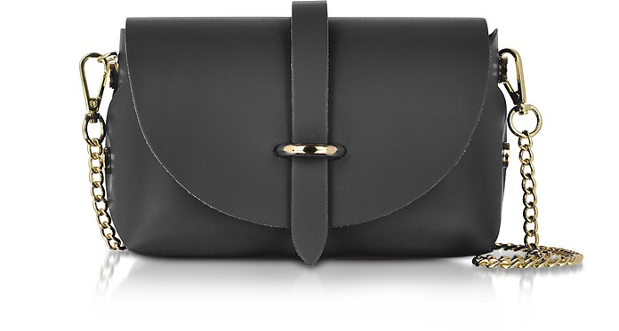 Caviar Leather Mini Shoulder Bag - Gisèle 39