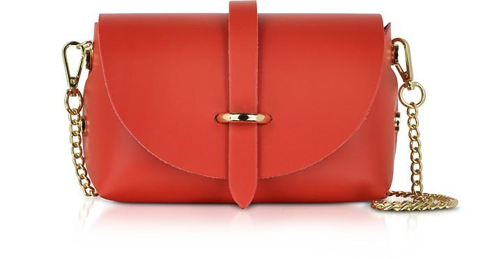 Caviar Leather Mini Shoulder Bag - Gisèle 39