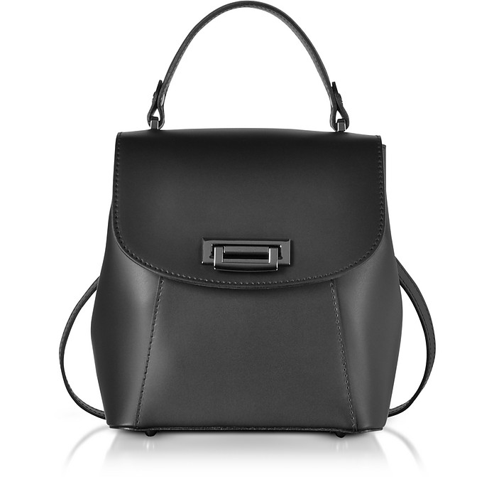 Venus Leather Convertible Satchel/Backpack - Gisèle 39