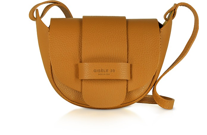 Leather Shoulder Bag - Gisèle 39