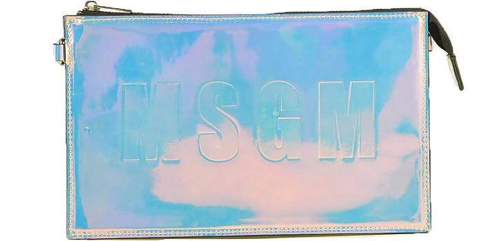 Women's Silver Handbag - MSGM
