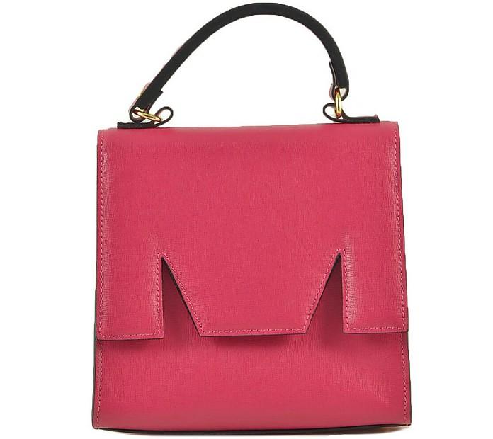 Women's Cyclamen Handbag - MSGM