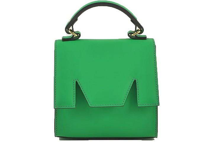 Women's Green Handbag - MSGM