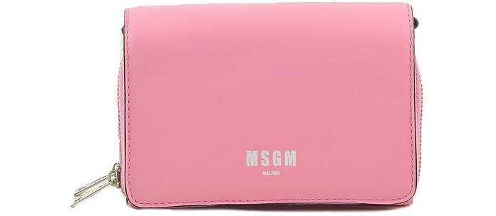 Women's Pink Handbag - MSGM