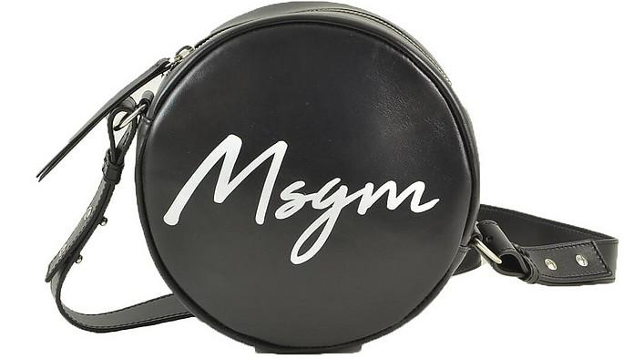 Women's Black Handbag - MSGM