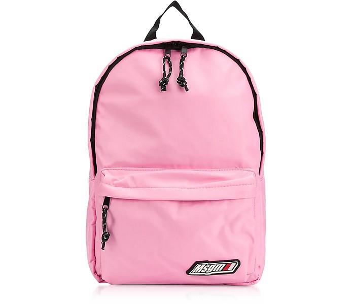 MSGM Signature Nylon Backpack - MSGM / エムエスジーエム