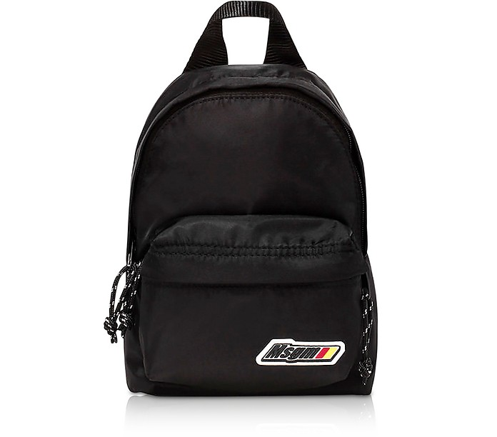 MSGM Signature Nylon Backpack - MSGM / エムエスジーエム
