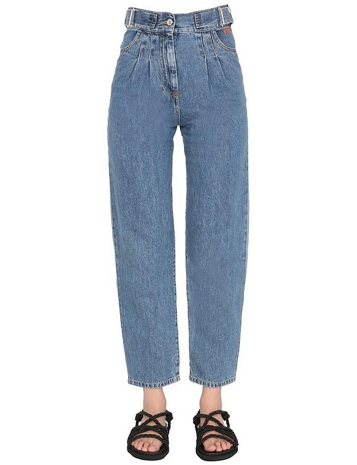Regular Fit Jeans - MSGM
