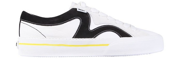 Low Sneakers - MSGM