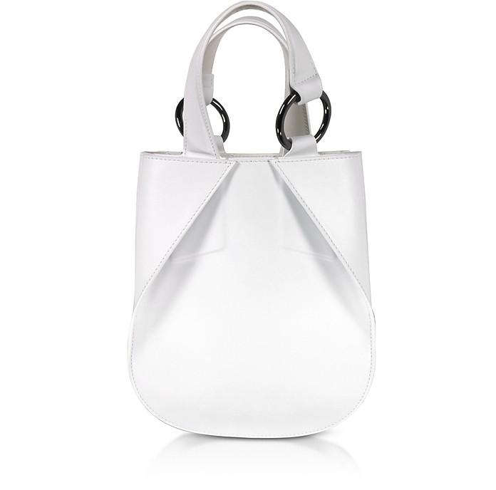 Joss Mini Leather Satchel Bag - Giaquinto