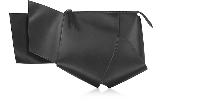 Ava Leather Clutch - Giaquinto