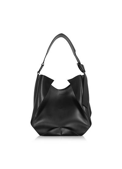 Giselle Leather Shoulder Bag - Giaquinto