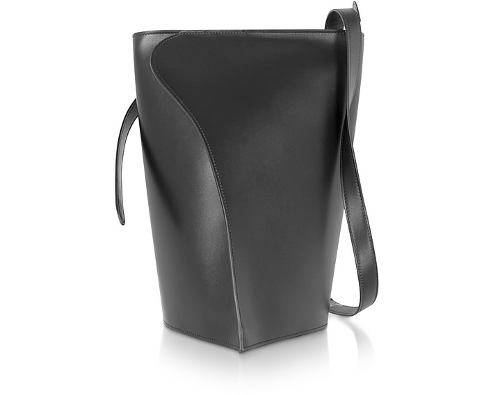 Layla Leather Shoulder Bag - Giaquinto