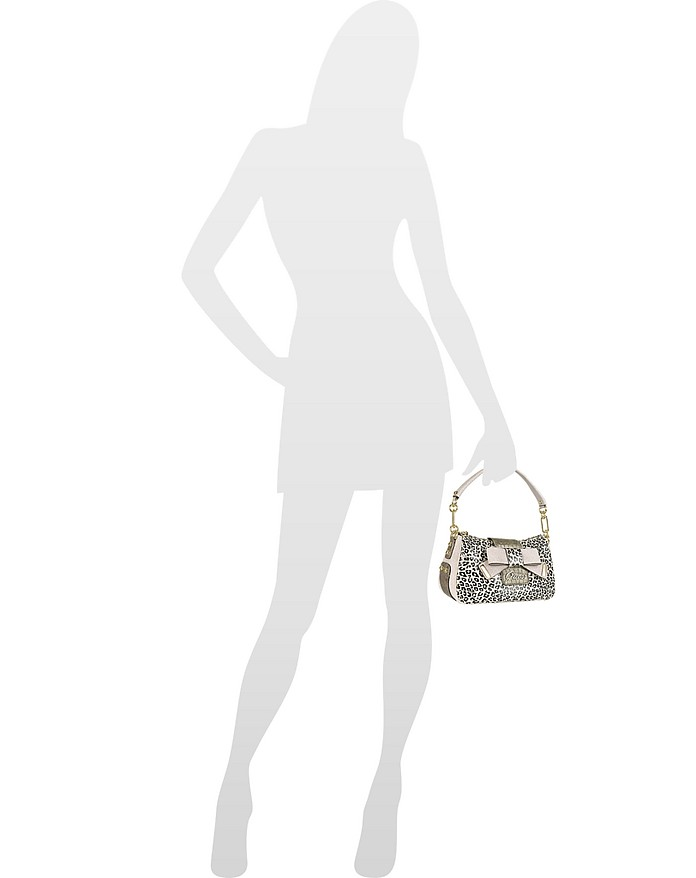 Laurita - Top Zip Animal Print Bag - Guess. Sold Out 974ac24d4efce