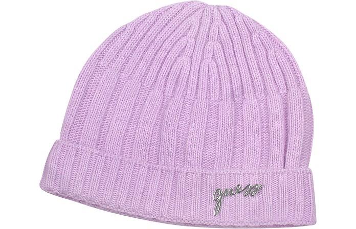 Cozy knit skull cap