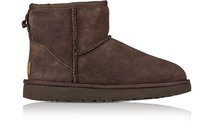 Chocolate Classic Mini II Boots - UGG