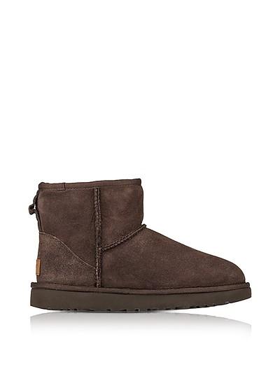 Chocolate Classic Mini II Boots - UGG