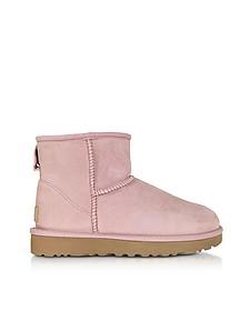 Pink Crystal Classic Mini II Boots