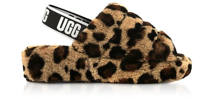 Fluff Yeah Slide Sandals - UGG