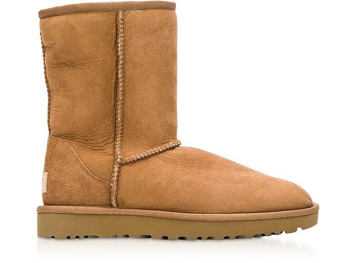 Classic Short II Chestnut Boots - UGG