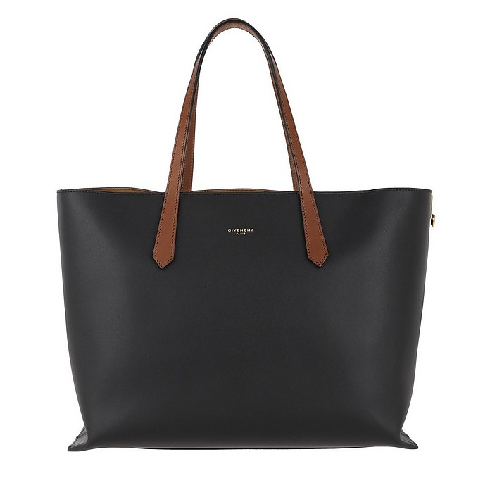 GV Shopper Tote Bag Black - Givenchy