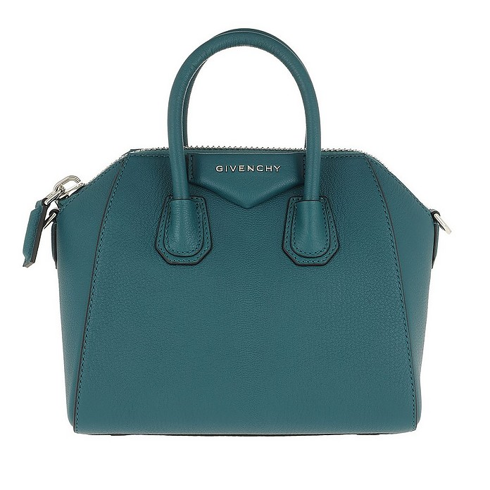 Antigona Mini Bag Ocean Blue - Givenchy / ジバンシー
