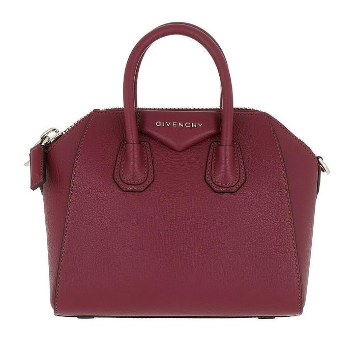 Antigona Mini Bag Orchid Purple - Givenchy / ジバンシー