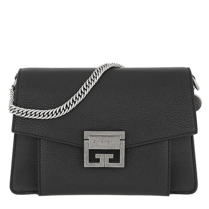 GV3 Nano Crossbody Bag Leather Black - Givenchy