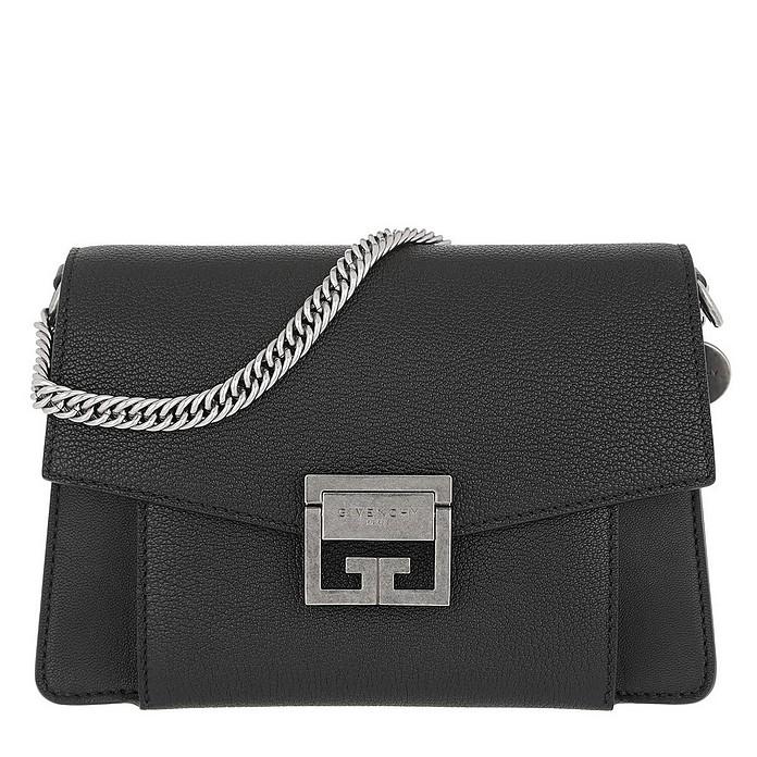 GV3 Nano Crossbody Bag Leather Black - Givenchy / ジバンシー