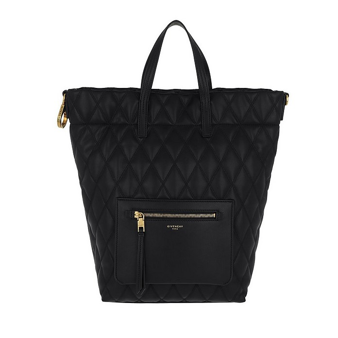 Duo LLG Shopping Backpack Black - Givenchy
