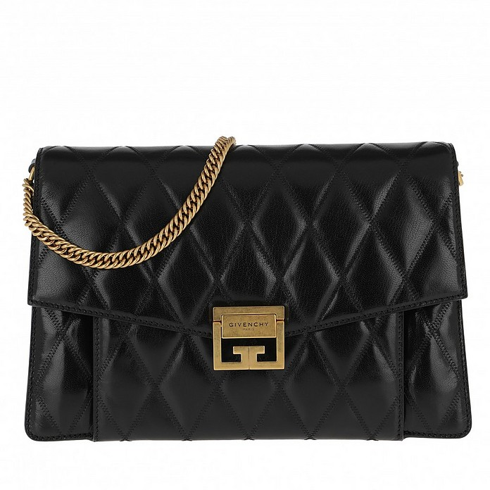 GV3 Bag Medium Quilted Black - Givenchy