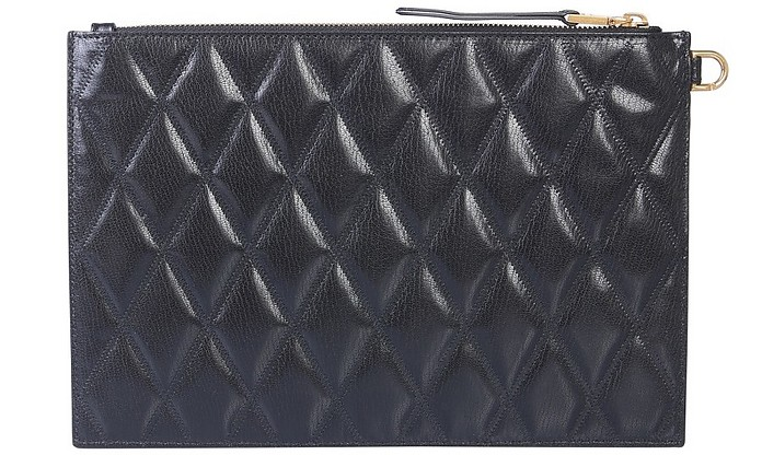 Quilted Clutch - Givenchy