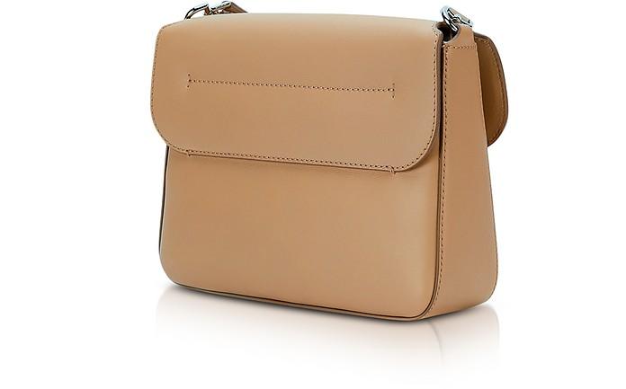 Givenchy Nobile Small Beige Leather Shoulder Bag at FORZIERI Australia a2c2ebb9af86f