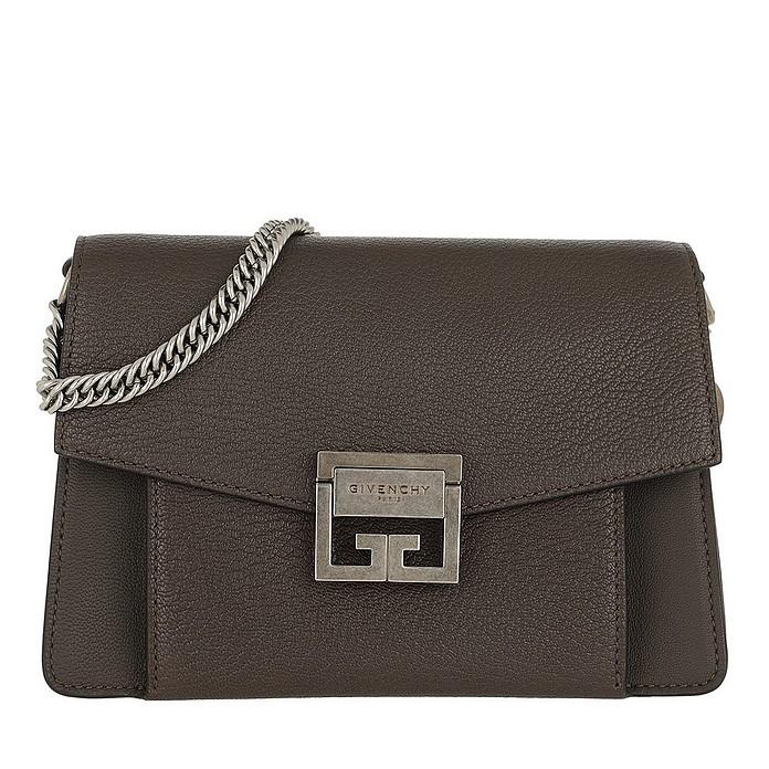 6cebcbfdaf6b Givenchy GV3 Nano Crossbody Bag Leather Grey at FORZIERI