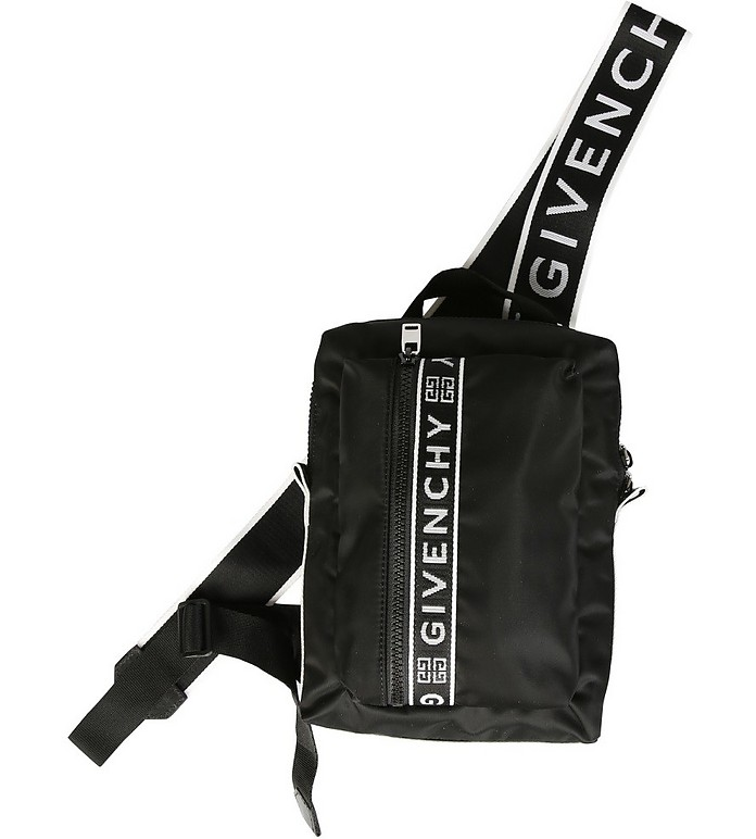 Shoulder Bag With Logo - Givenchy