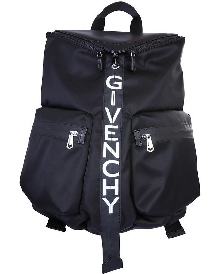 Black Signature Specter Backpack - Givenchy