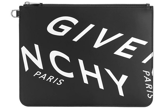 Pouch With Logo - Givenchy
