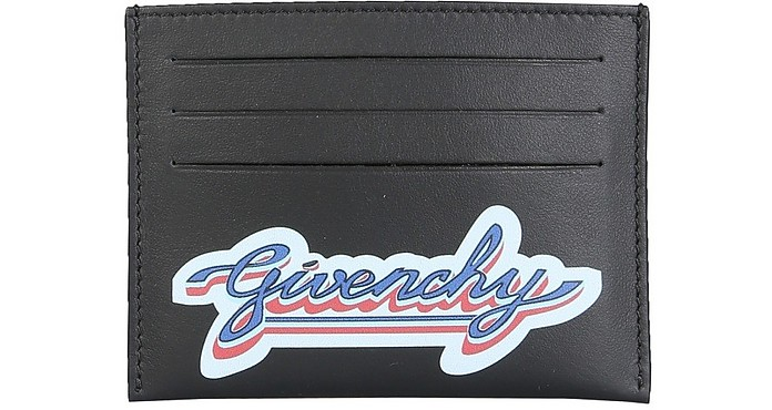 Card Holder With Logo - Givenchy
