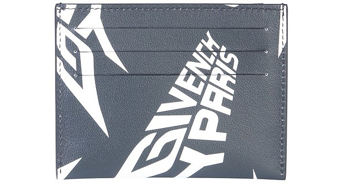 Leather Card Holder - Givenchy