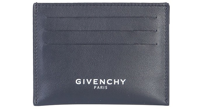 Card Holder With Logo - Givenchy 纪梵希