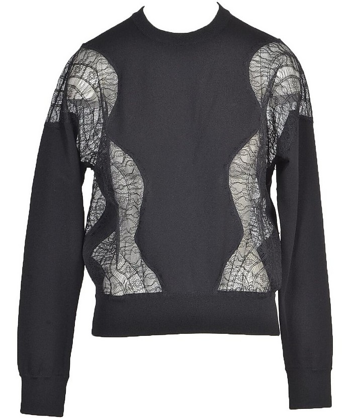 Women's Black Sweater - Givenchy