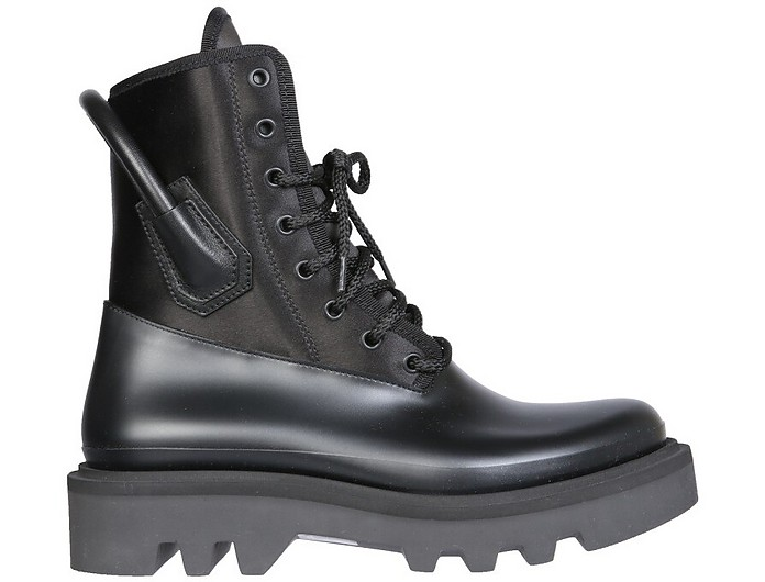 Combat Boots - Givenchy