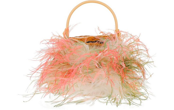 Pink and White Tweety Bag - Gatti