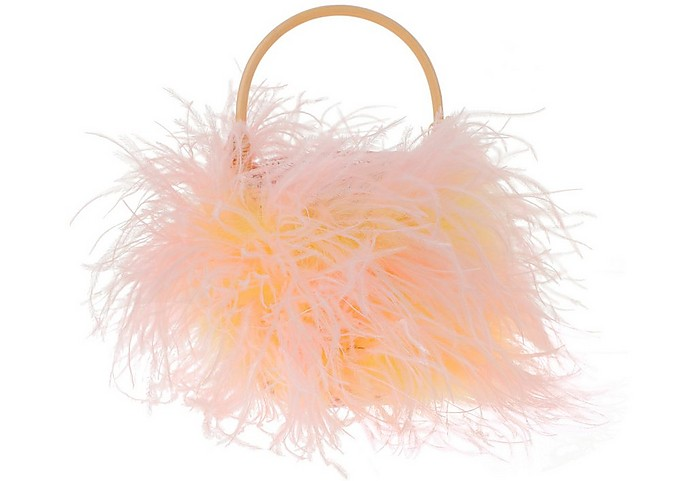 Pink and Yellow Mini Tweety Bag - Gatti