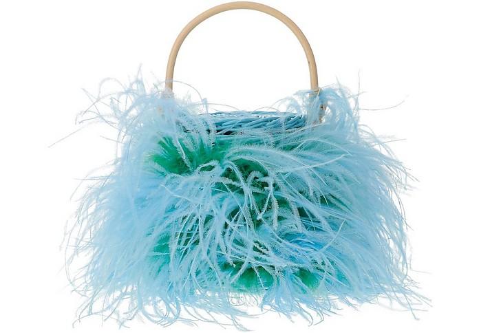 Blue And Green Tweety Bag - Gatti