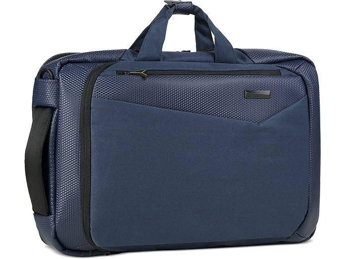 Galleria Nylon Men's  Backpack W/Handles - Lamborghini Automobili