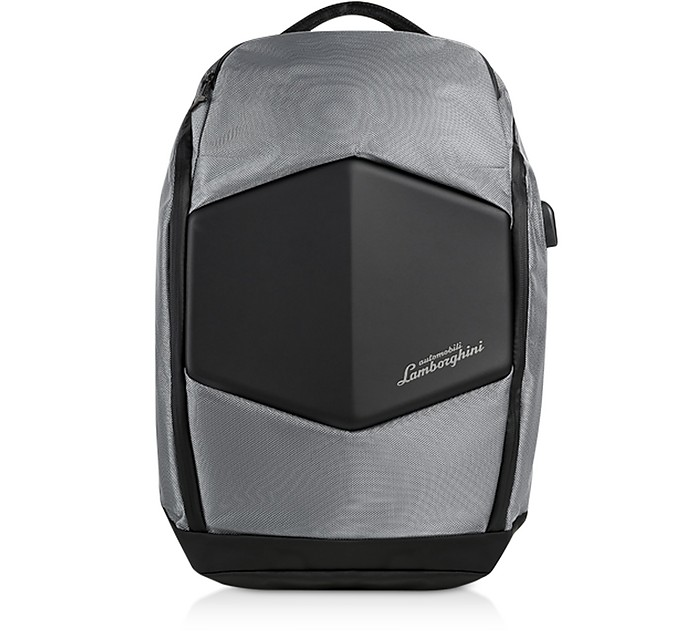 Galleria LBZA00107T Hard Shell Backpack - Lamborghini Automobili